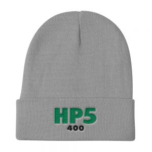 HP5 Embroidered Beanie
