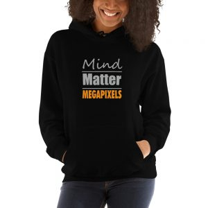 Mind Over Matter Pullover Hoodie
