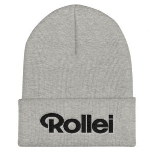 Rollei Embroidered Beanie