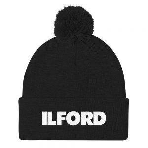 Ilford Embroidered Knit Cap