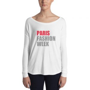 Paris FW Long Sleeve Jersey