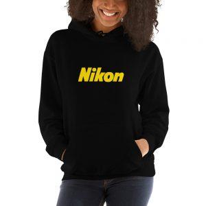 Nikon Pullover Hoodie