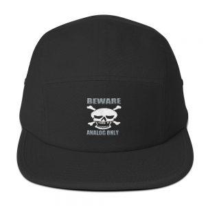 Beware Embroidered Cap