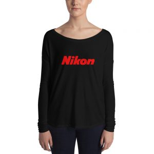 Nikon Long Sleeve Jersey