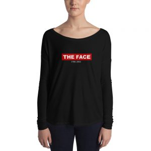 The Face Long Sleeve Jersey