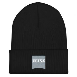 Zeiss Embroidered Beanie