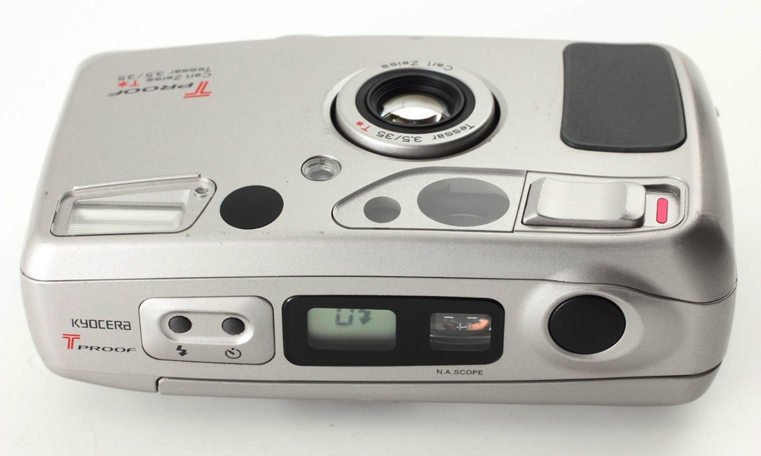 Yashica T4 used by Terry Richardson