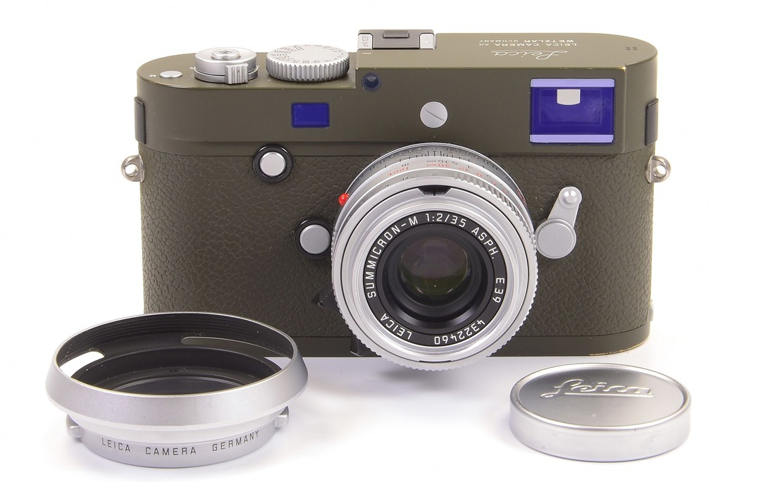 Leica M10-P Safari Edition