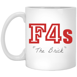 Nikon F4s Mug
