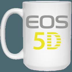EOS 5D Mug