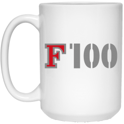 Nikon F100 Mug