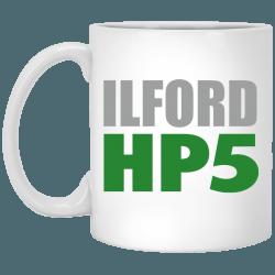 Ilford HP5 Mug