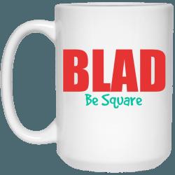 Be Square Mug
