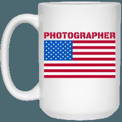 American Photog Mug