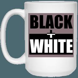 B+W Mug
