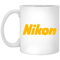 Nikon Mug