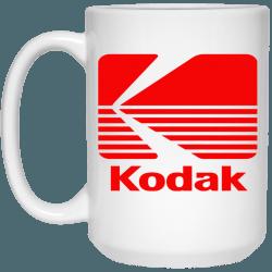 Kodak Mug