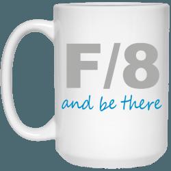 F8 Be There Mug