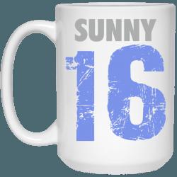 Sunny 16 Mug