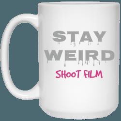 Stay Weird Mug