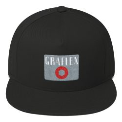 Graflex Embroidered Cap