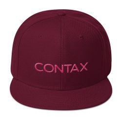 Contax 3D Snapback