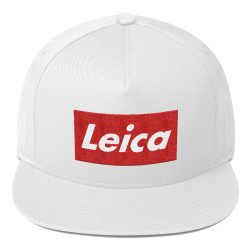 Leica Embroidered Cap