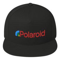 Polaroid cap