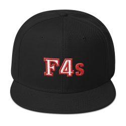 F4s 3D Snapback