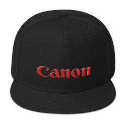 Canon 3D Snapback