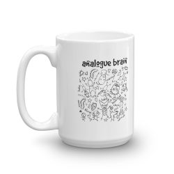 Analog photography mug