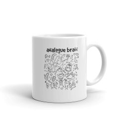 Analogue Brain Mug