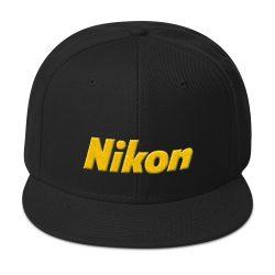 Nikon 3D Snapback