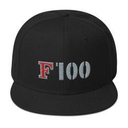 F100 3D Snapback