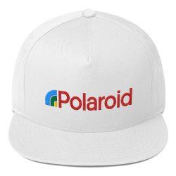Polaroid Embroidered Cap