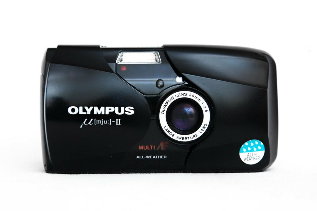 Olympus Mju II – Simplicity Personified
