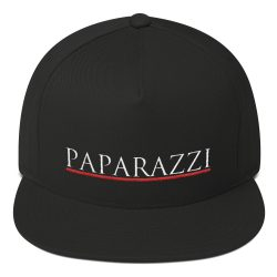 Paparazzi Embroidered Cap