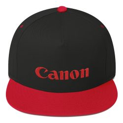 Canon Embroidered Cap