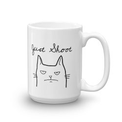 Photographer Cat Mug