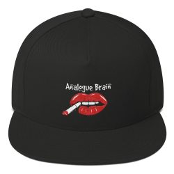 Analogue Brain Embroidered Cap