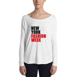 ny fashion week t-shirt