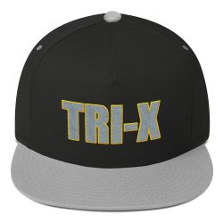 Tri-X Embroidered Cap