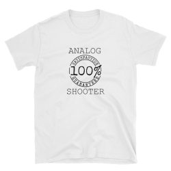 Analog Shooter Tee