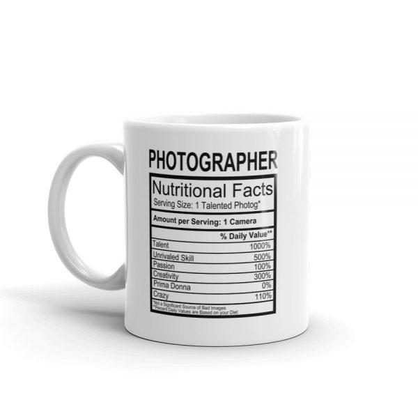 Photographer Label Mug