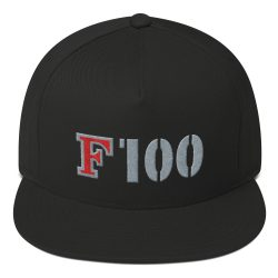 F100 Embroidered Cap
