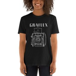 vintage photography t-shirt