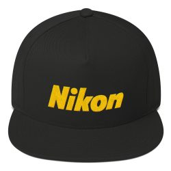 Nikon Embroidered Cap
