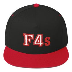 F4s Embroidered Cap