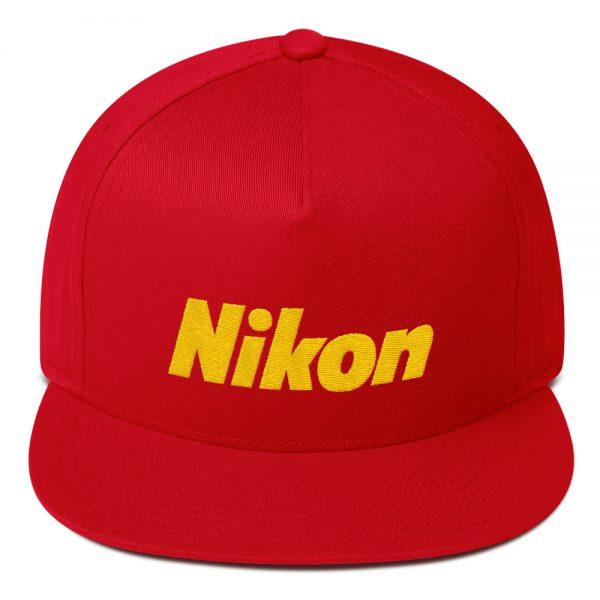 Nikon cap