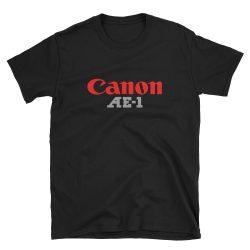 Canon AE-1 T-Shirt